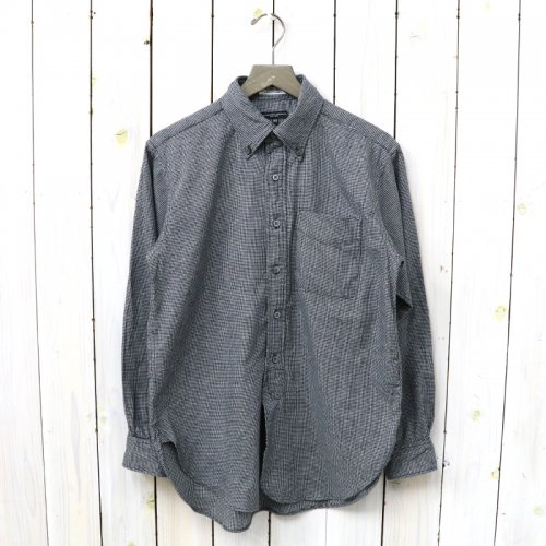 『19th BD Shirt-Brushed』(Houndstooth)