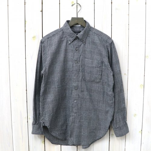 『19th BD Shirt-Brushed』(Glen Plaid)