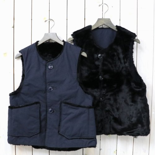 『Over Vest-Nyco Ripstop』(Dk.Navy)