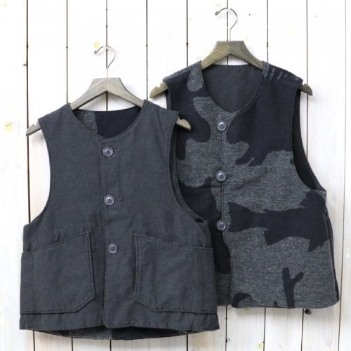 『Over Vest-Activecloth』
