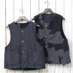 ENGINEERED GARMENTS『Over Vest-Activecloth』