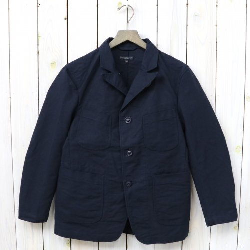 『Bedford Jacket-Cotton Double Cloth』(Dk.Navy)