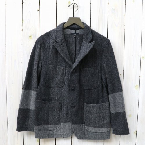 『Bedford Jacket-Lt.Weight Big Plaid H.B』