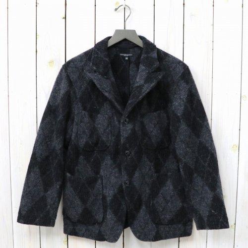 『Bedford Jacket-Argyle Wool Dobby』