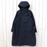 ENGINEERED GARMENTS『Riding Coat-Nyco Ripstop』(Dk.Navy)