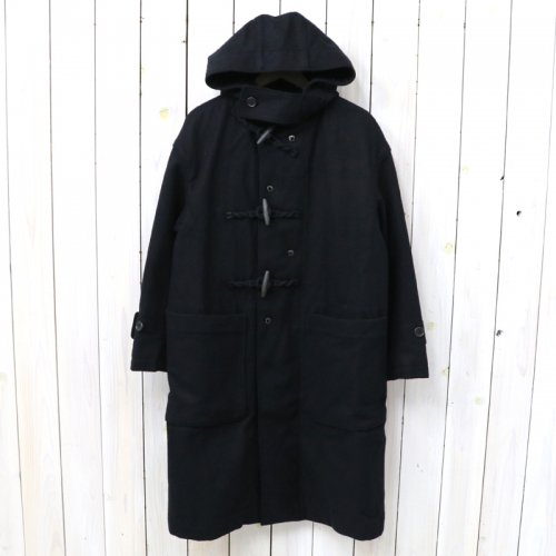 『Duffle Coat-22oz Melton』(Black)