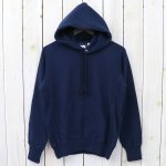 ANATOMICA『Sweat Shirts P/O Hood』(Navy)