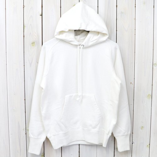 『Sweat Shirts P/O Hood』(White)