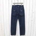 SASSAFRAS『GARDEN GUIDE PANTS(10oz DENIM)』(INDIGO)