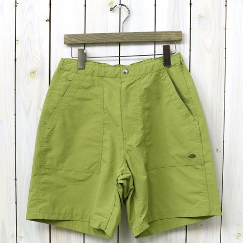『Mountain Wind Shorts』(Leaf Green)