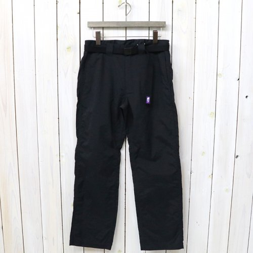 『Field Pants』(Black)