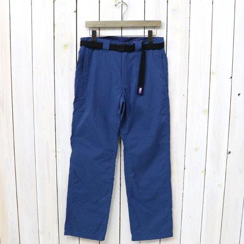 『Field Pants』(Teal Blue)