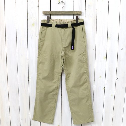 『Field Pants』(Beige)