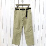 THE NORTH FACE PURPLE LABEL『Field Pants』(Beige)
