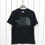 THE NORTH FACE PURPLE LABEL『H/S Logo Pocket Tee』(Black)