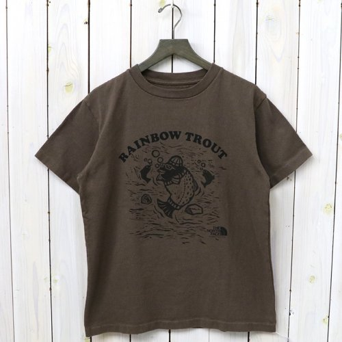 『8oz H/S Graphic Tee』(Brown)