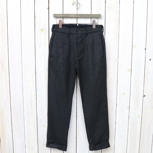 『Andover Pant-Worsted Heavy Wool』(Dk.Grey)