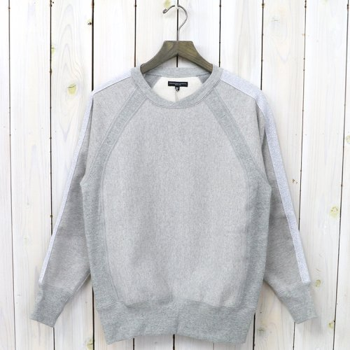 『Crew Neck Sweat-20oz Fleece』(Grey)