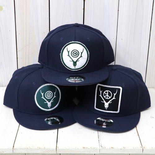 SOUTH2 WEST8『Baseball Cap-Emblem/S』
