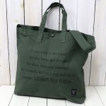 SOUTH2 WEST8『Grocery Bag-Leam to Fish/Fishing Life』(Olive)
