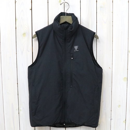 『Insulator Vest-Peach Skin』(Black)