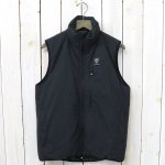 SOUTH2 WEST8『Insulator Vest-Peach Skin』(Black)