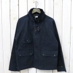 SOUTH2 WEST8『Carmel Jacket-Paraffin Coating』(Navy)