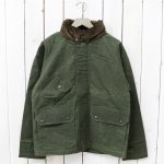 SOUTH2 WEST8『Carmel Jacket-Paraffin Coating』(Olive)