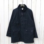 SOUTH2 WEST8『Carmel Coat-Paraffin Coating』(Navy)