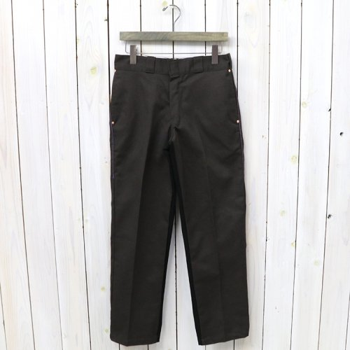 『Dickies 874-Monkey Cut Pant』(Brown)