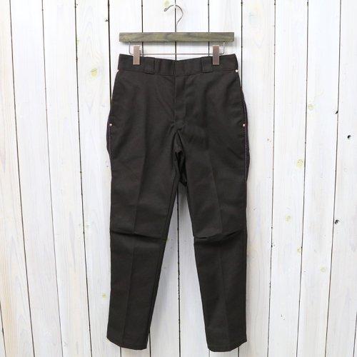 『Dickies 874-Dimension Slim Pant』(Brown)