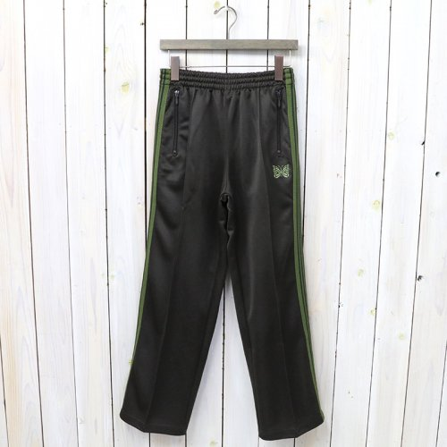 Needles『Track Pant-Poly Smooth』(Charcoal)