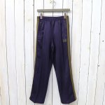 Needles『Track Pant-Poly Smooth』(Purple)