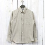 INDIVIDUALIZED SHIRTS『HERITAGE CHAMBRAY』(BEIGE)