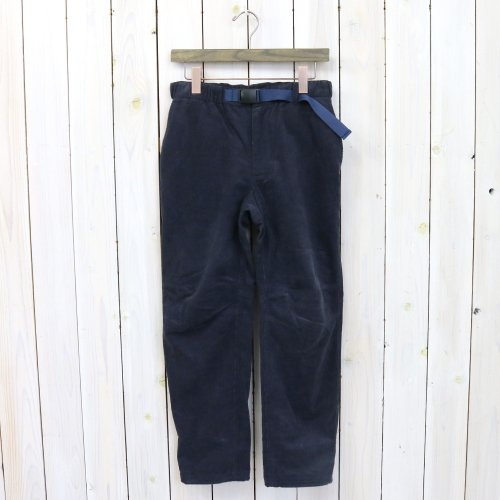 『CD CLIMBING PANTS』(NAVY)