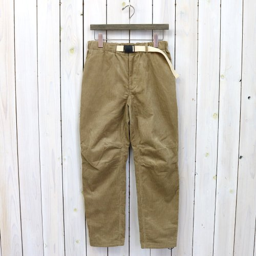 『CD CLIMBING PANTS』(BEIGE)