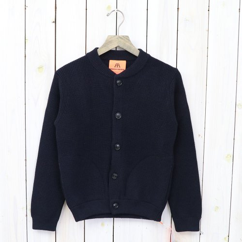 『SKKIPER JACKET』(Navy Blue)