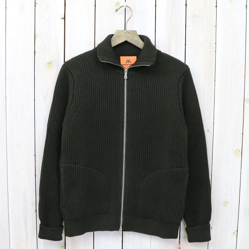 『THE NAVY-1/1 ZIP with Pocket』(Hunting Green)
