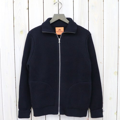 『THE NAVY-1/1 ZIP with Pocket』(Navy Blue)