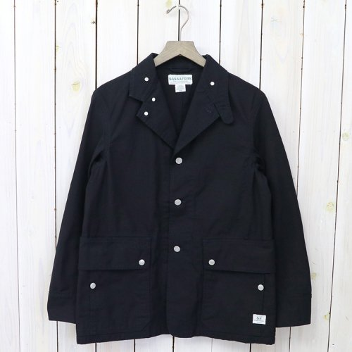 『FALL LEAF JACKET(CANVAS)』(NAVY)