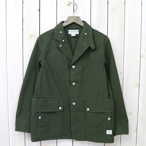 『FALL LEAF JACKET(CANVAS)』(OLIVE)