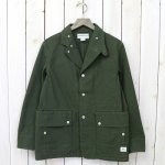 SASSAFRAS『FALL LEAF JACKET(CANVAS)』(OLIVE)