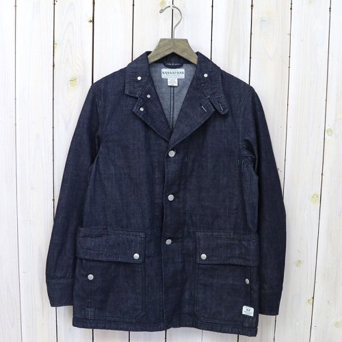 『FALL LEAF JACKET(10oz DENIM)』(INDIGO)