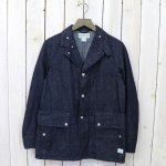 SASSAFRAS『FALL LEAF JACKET(10oz DENIM)』(INDIGO)