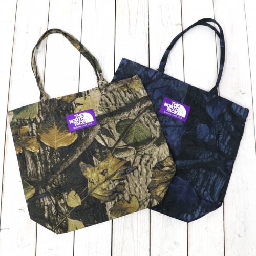 THE NORTH FACE PURPLE LABEL『Tree Camo Print Tote』