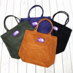 THE NORTH FACE PURPLE LABEL『Corduroy Tote』