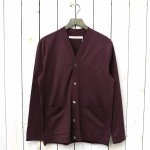 CURLY『PPM LS CARDE』(BURGUNDY)
