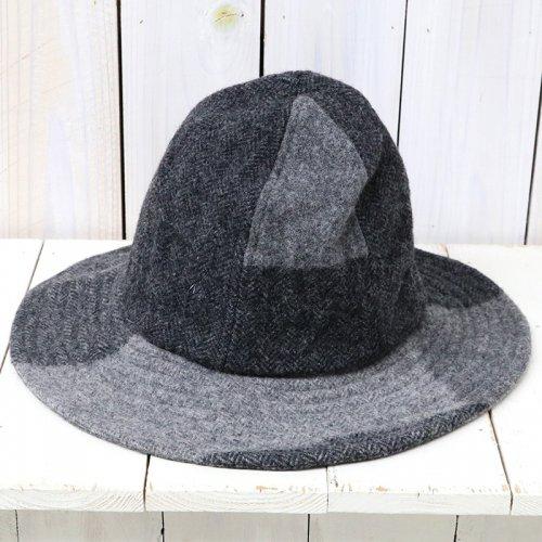 『Mountain Hat-Hv.Weight Big Plaid H.B』