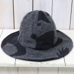 【会員様限定SALE】ENGINEERED GARMENTS『Mountain Hat-Animal Wool Jacquard』