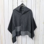 ENGINEERED GARMENTS『Button Shawl-Lt.Weight Big Plaid H.B』